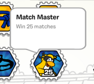 Match master stamp book