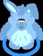 Blueberry Bunny Costume IG