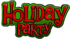 Holiday Party 2010 Logo
