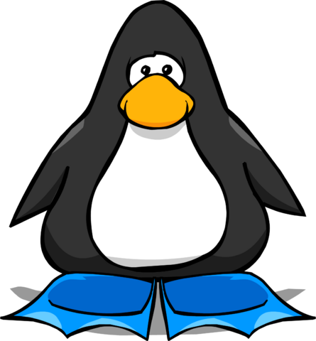 File:Blue Flippers from a Player Card.PNG