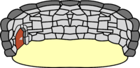 Deluxe Snow Igloo (icon)