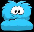 Fuzzy Blue Couch sprite 002