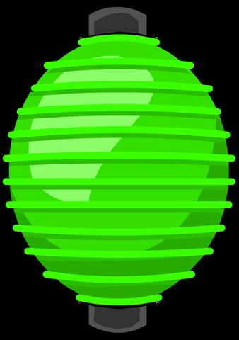 File:Green Paper Lantern.png