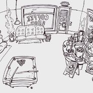 Coffee Shop sketch