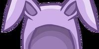 Lavender Bunny Ears