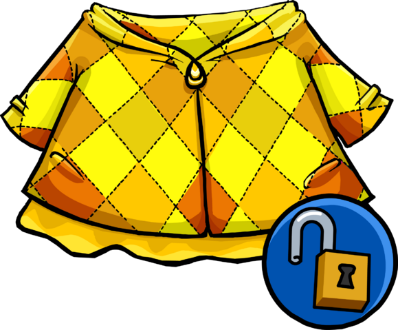 File:Golden Quilted Coat clothing icon ID 14363.png