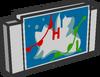 LCD Television sprite 002