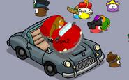 Car gag