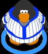 Blue Baseball Uniform IG