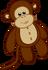 Monkey Stuffie icon