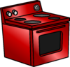 Shiny Red Stove sprite 028
