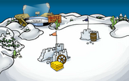 Western Party Snow Forts