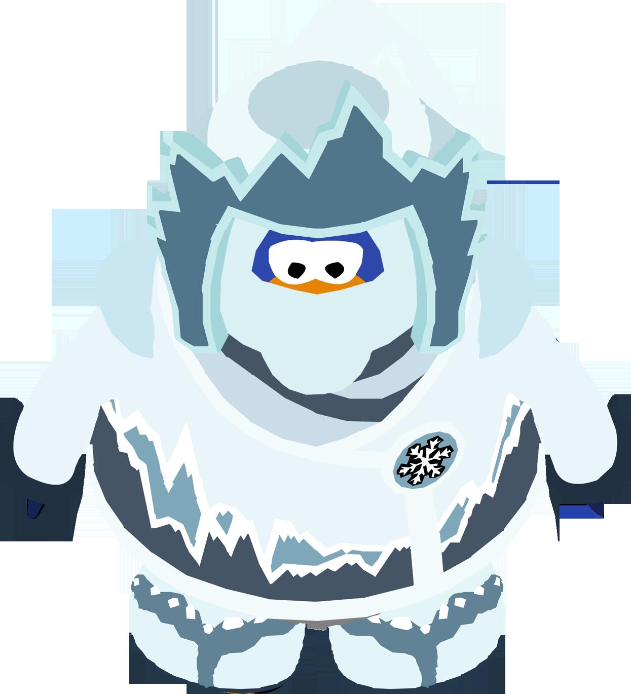 snow ninja club penguin wiki fandom powered by wikia