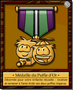 Mission 1 Medal full award fr