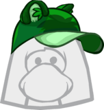 Green Raccoon Hat icon