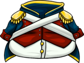 Commander's Outfit clothing icon ID 4229