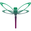 Decal Dragonfly icon