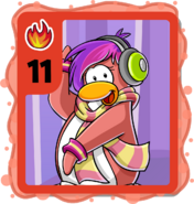 Cadence Power Card