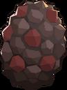 Prehistoric 2014 Eggs Triceratops Black