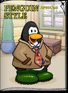 Penguin Style April 2008