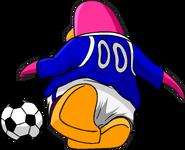 Soccer postcard 2