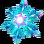 Supplies Magic Snowflake icon
