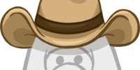 Puffle Wrangler Hat