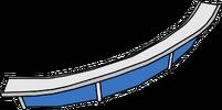 C-Curve Ramp furniture icon