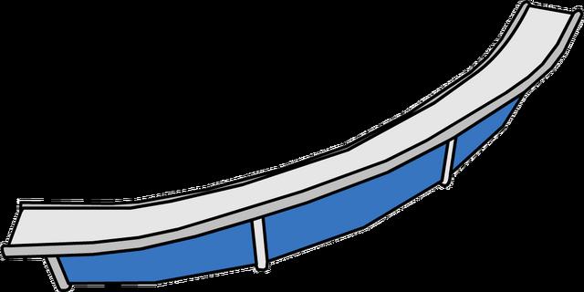 File:C-Curve Ramp furniture icon.png