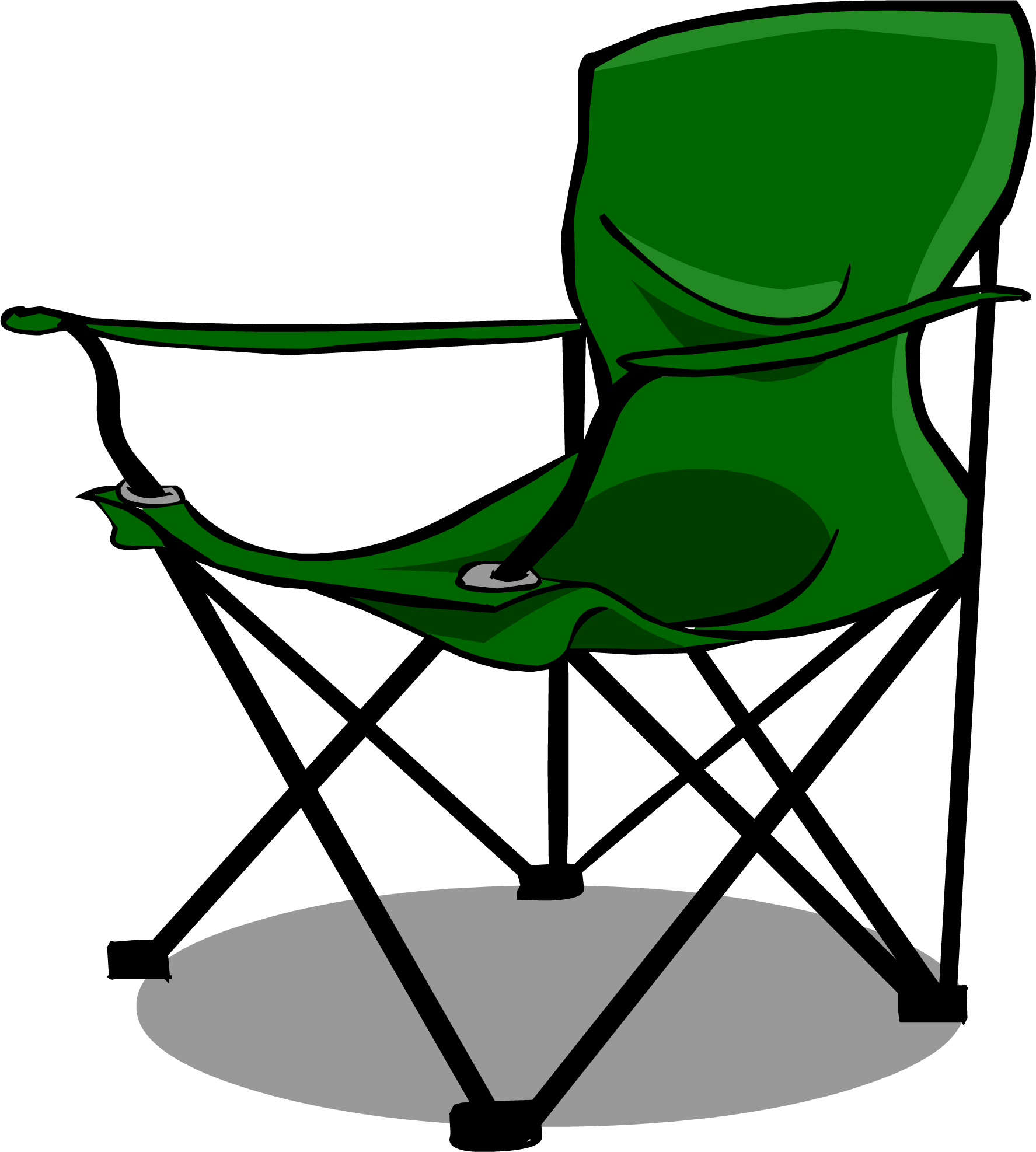 Image Camping Chair Sprite 008 Png Club Penguin Wiki