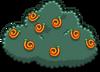 Large Multi-berry Bush sprite 003