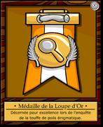 Mission 5 Medal full award fr