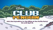 Puffle Party 2015 logo screen
