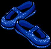 BlueStardustSlippers