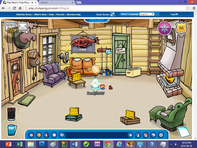 File:Club Penguin—Coins Earned Improperly Showing Glitch—Part 3—Benny75527.png