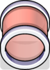 Short Puffle Tube sprite 038