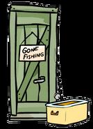 DoorIceFishing