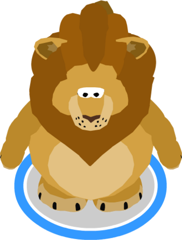 File:Lion Costume In-Game.png