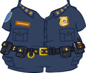 Chief Bogo Costume icon