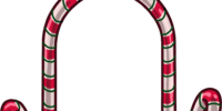 Candy Cane Arch