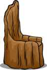 Tree Stump Chair sprite 003