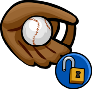 Baseball Glove unlockable icon