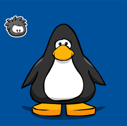 File:Black Puffle pin on a Player Card.PNG