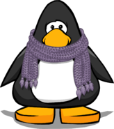 Lavender Knit Scarf player card