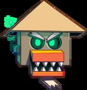 The Sensei-bot icon