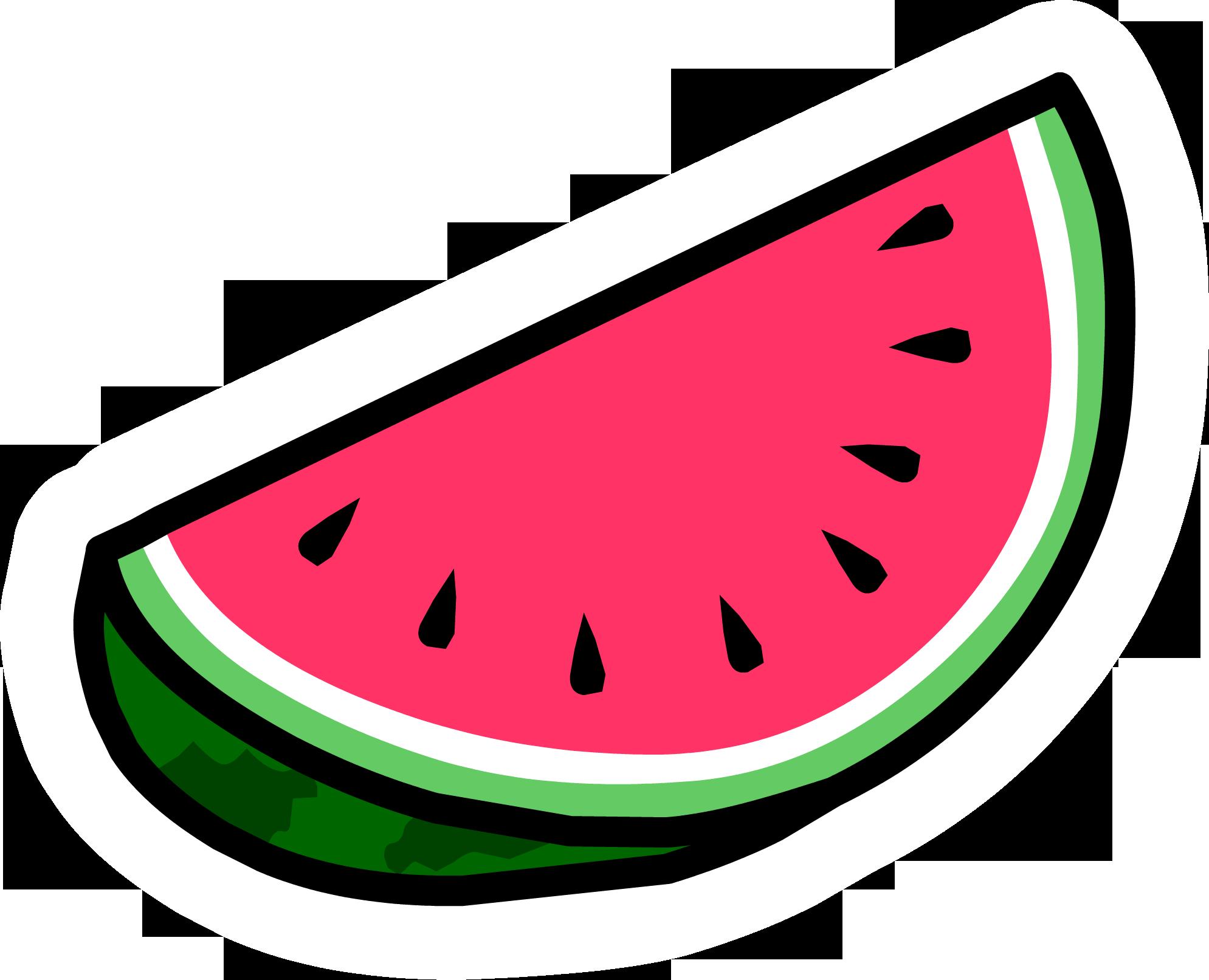 Watermelon Pin Club Penguin Wiki Fandom Powered By Wikia