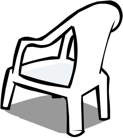 File:WhitePlasticChair3.png