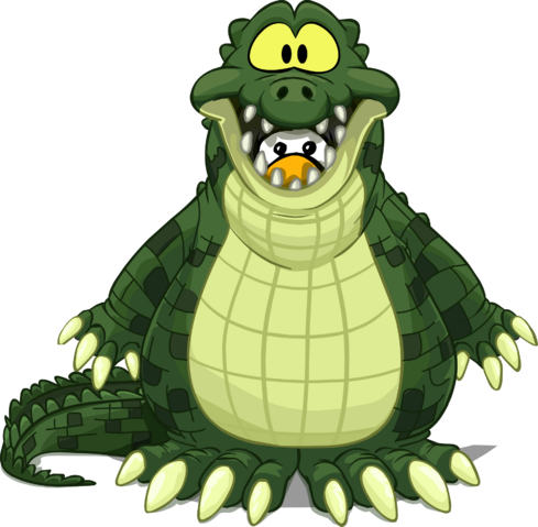 File:Crock Costume on a Player Card.png