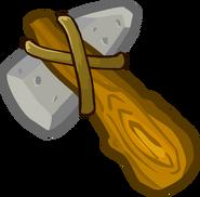 Prehistoric Party 2016 Hammer emoticon