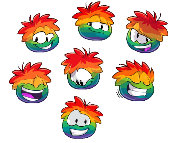 File:All Rainbow Puffles.png